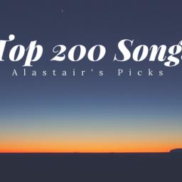 Top 200 Songs of 2017