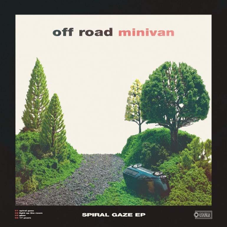 off-road-minivan-spiral-gaze-ep